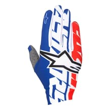 Gloves Alpinestars Rover blue red