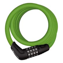 Cable lock Abus Number 5510C / 180 green