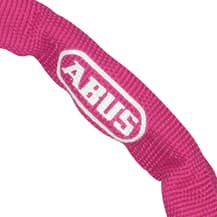 Abus Steel-O-Chain 4804C / 75 pink cable lock