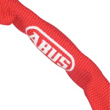Cable lock Abus Steel-O-Chain 4804K / 75 red