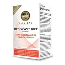 Capsule Gold Nutrition Red Yeast Rice Clinical (60 unità)