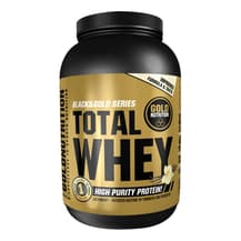 Gold Nutrition Total Whey gusto vaniglia (1 kg)