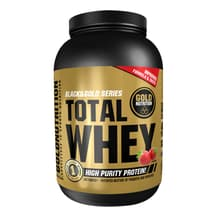 Shake Gold Nutrition Total Whey strawberry flavor (1 kg)