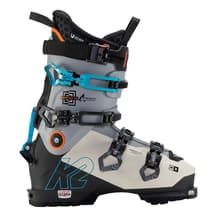 K2 Mindbender Gripwalk Ski Boots Grey Black White