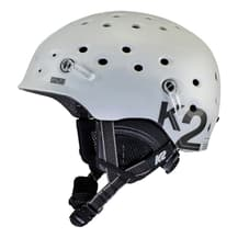 K2 Route Ski Helmet Grey Blue Black