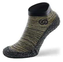 Chaussettes Skinners vert olive