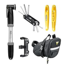 Kit accessori bombola Topeak Deluxe Cycling