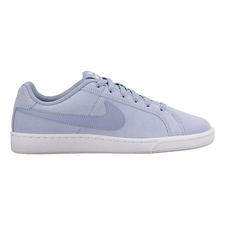 cruzar violento Hasta aquí  Nike Court Royale Suede Trainers Light Blue Women | Deporvillage