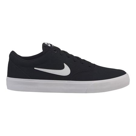Umeki experimental Contaminado  Zapatillas Nike SB Charge Canvas negro blanco | Deporvillage